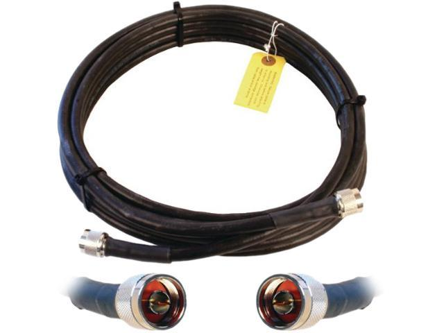 Wilson Electronics 20-feet WILSON400 Ultra-Low-Loss Coaxial Cable (LMR400 Equivalent) 952320