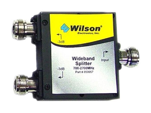 Wilson 859957 Two Way Splitter