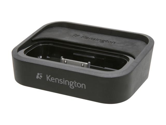 Kensington K39350US Black Charge and Sync Dock with Wall Adapter