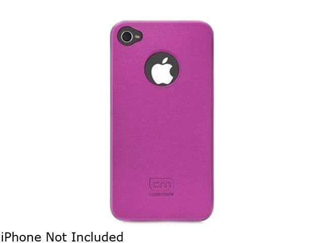 Case-Mate Barely There Pink Case For iPhone 4 CM013410