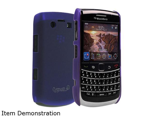Cygnett Purple Frost Matte Slim Case For BlackBerry Bold 9700 CY0052CBFRO