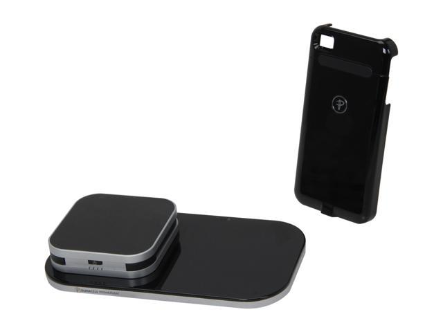 Duracell Powermat Black 2X 24 Hour Power System For iPhone 4/4S CSA4B1