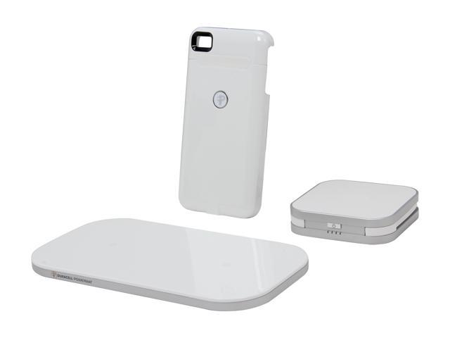 Duracell Powermat White 24 Hour Power System For iPhone 4/4S CSA4W1