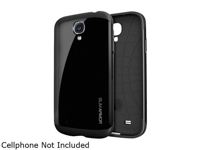 Spigen Slim Armor Soul Black Case For Samsung Galaxy S4 SGP10203