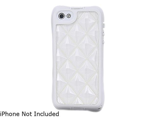 The Joy Factory aXtion Go White Case for iPhone 5 CWD103