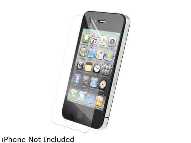 Zagg invisibleSHIELD Clear Screen invisibleSHIELD for iPhone 4 APLIPHONE4GSS