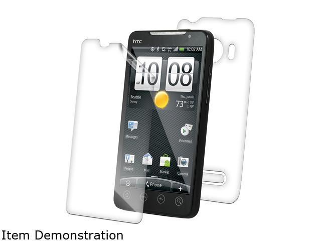 Zagg invisibleSHIELD invisibleSHIELD For HTC Evo 4G (Full Body) HTCEVOLE