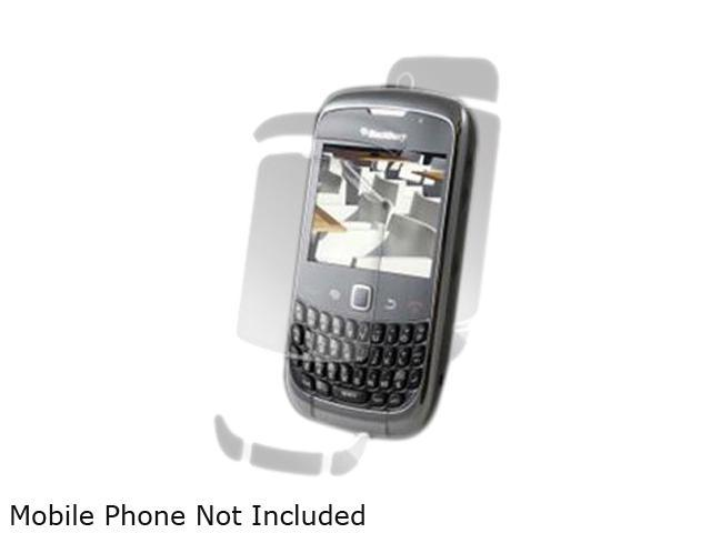 Zagg Clear invisibleSHIELD for the BlackBerry Curve 3G 9300 BLKBRY9300LE