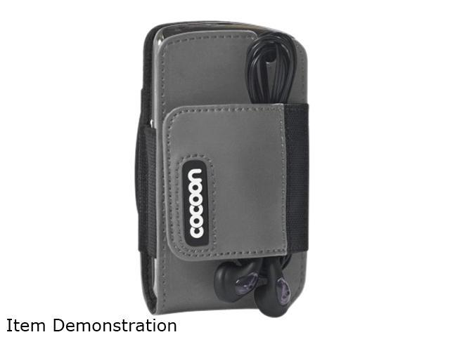 Cocoon City Gray Backpack & Messenger Bag Holster Case For BlackBerry Storm CCPC52GY