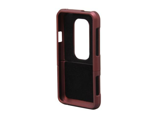 Seidio Burgundy SURFACE For HTC EVO 3D CSR3HEV3D-RD