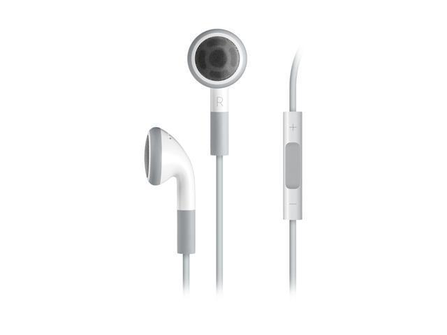 Apple White Earphone with Remote & Mic for iPhone 4 MB770G/A