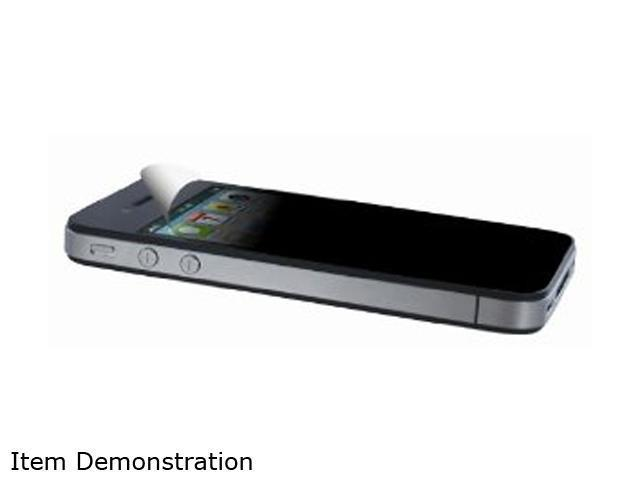BodyGuardz ScreenGuardz Clear 4-Way Privacy Screen Protector for iPhone 4/4S NL-PAI4-0610
