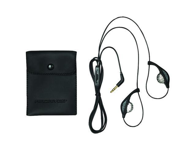 Airdrives Black FIT Stereo Earphones (INA299200)