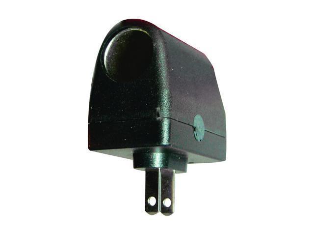 MIZCO CEL/DPSACMINIBLK Black Mini Universal AC/DC Adapter