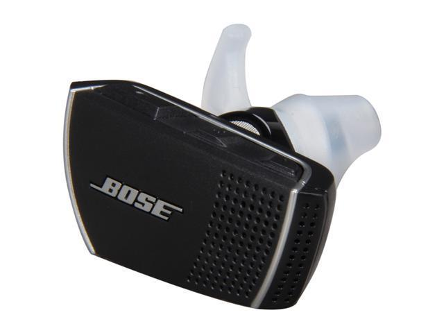 Bose® Bluetooth Headset Series 1 w/ Noise-Rejecting Microphone / Battery Indicator / 4.5 Hours Talk Time