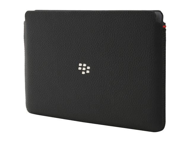 BlackBerry Black Leather Sleeve For PlayBook (ACC-39311-301)