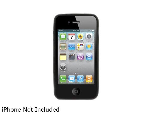 GRIFFIN Black Reveal Ultra-Thin Protective Case for iPhone 4 (GB02356)