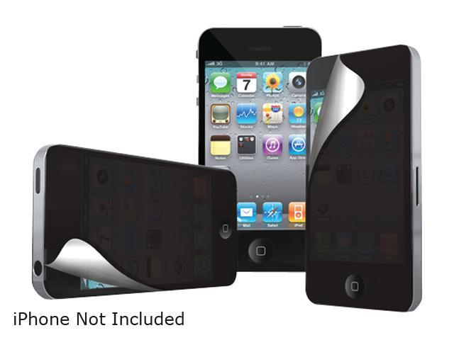 Macally 4 Way Privacy Screen Protective Overlay for iPhone 4                                                IP-PH808P4