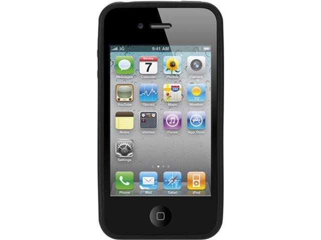 GRIFFIN Reveal Black Reveal For iPhone 4 GB01747