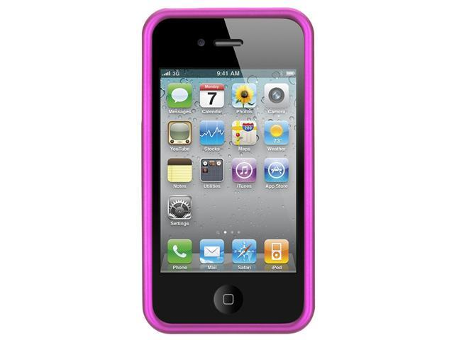 Griffin Technology Pink Outfit Ice Case For iPhone 4 GB01740
