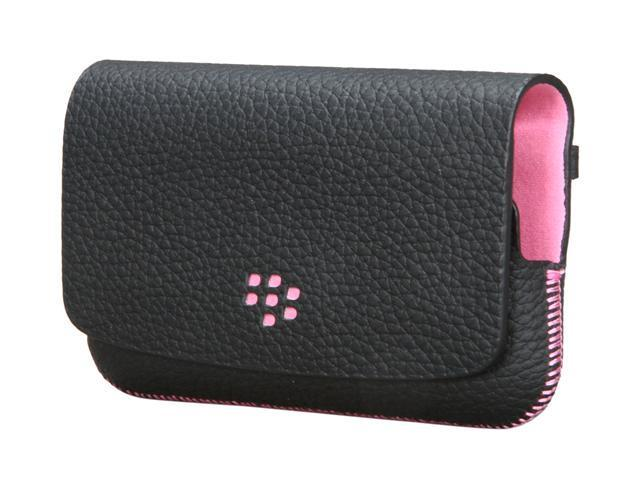 BlackBerry Leather Folio Pouch For Torch 9800 (ASY-31014-001)