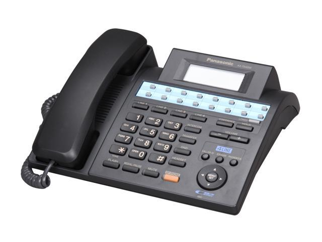 Panasonic KX-TS4200B 4 Line Integrated Phone System w/ Call Waiting Caller ID & Speakerphone