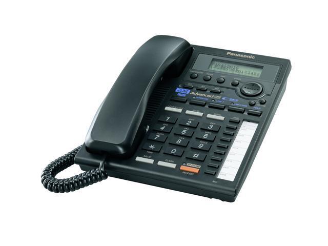 Panasonic KX-TS3282B 2-line Operation Corded Phone