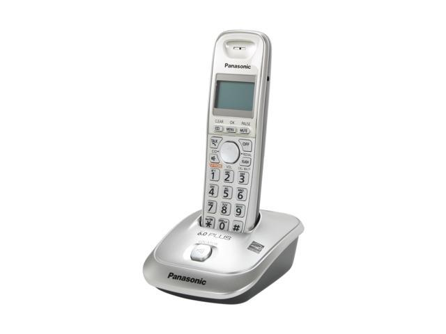 Panasonic KX-TG4011N 1.9 GHz Digital DECT 6.0 1X Handsets Cordless Phone