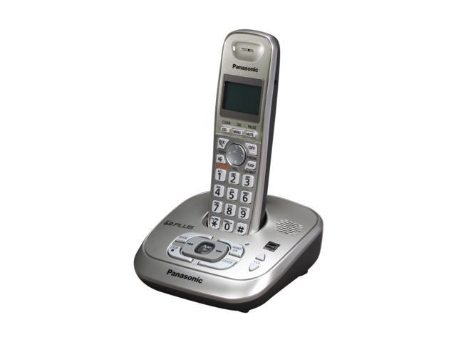 Panasonic KX-TG4021N 1.9 GHz Digital DECT 6.0 1X Handsets Cordless Phone Integrated Answering Machine