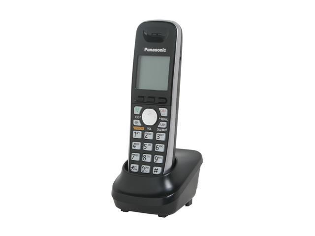 Panasonic KX-TGA651B 1.9 GHz DECT 6.0 Plus accessory handset