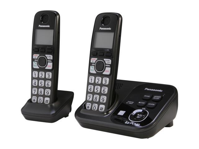 Panasonic KX-TG4732B DECT 6.0 Digital Answering System