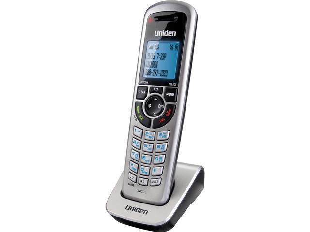 Uniden DCX330 1.9 GHz DECT 6.0 DECT 6.0 Cordlss Phone Handset