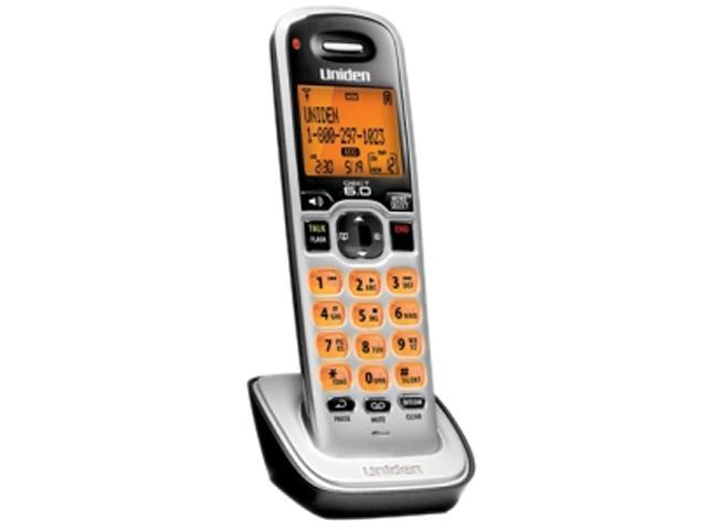 Uniden DCX160 Handset for Uniden Cordless Phone D1680 Series