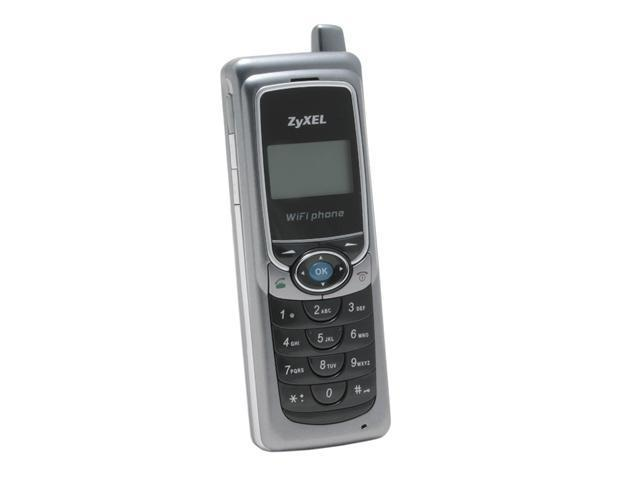 ZyXEL P2000WV2 VoIP Wi-Fi Phone