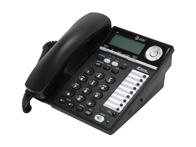 AT&T 993 2-Line Speakerphone w/ Caller ID