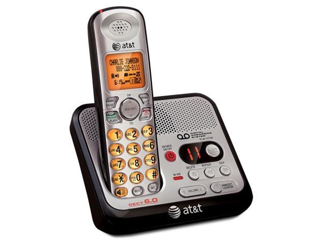 AT&T EL52100 Cordless phone system with caller ID/call waiting