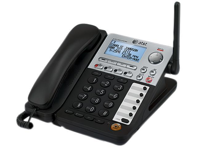 AT&T SB67148 4-Line Cordless Business Deskset