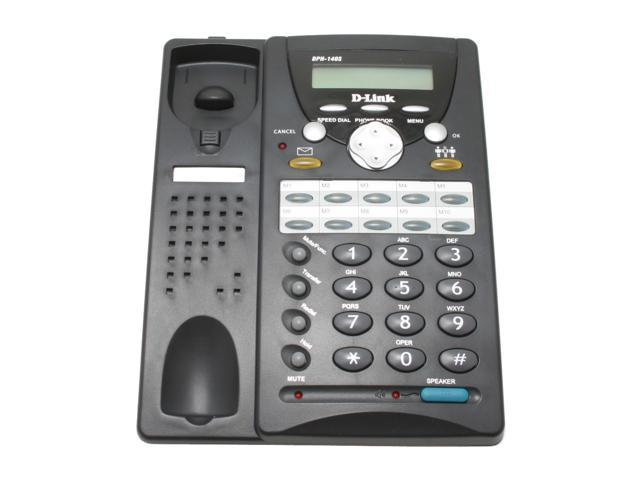 D-Link DPH-140S Business IP Phone