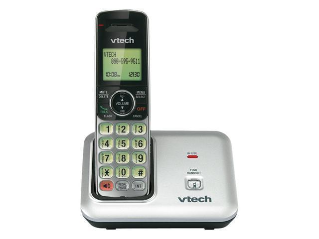 Vtech VTCS6419 1.9 GHz  DECT 6.0 1X Handsets Cordless Phones