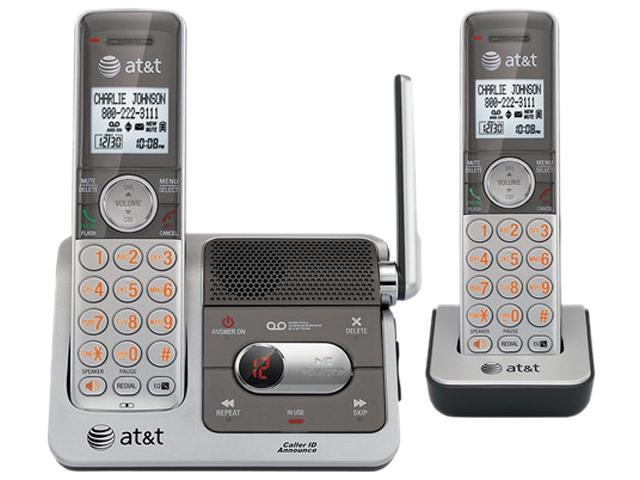 AT&T CL82201 2 Handsets Cordless Phones