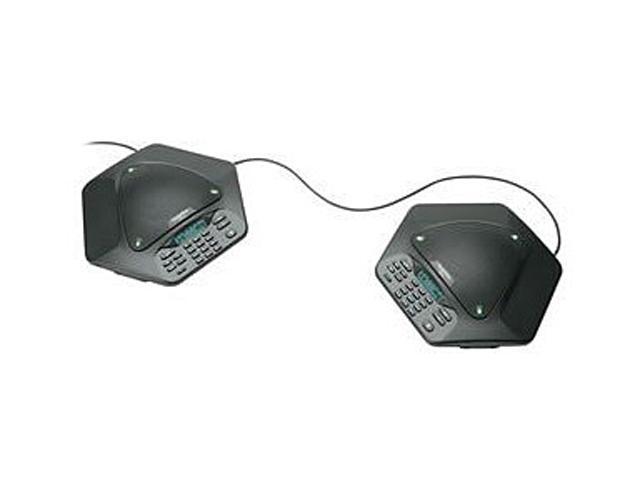 ClearOne 910-158-500-00 Wired MAXAttach Expandable Tabletop Conference Phones