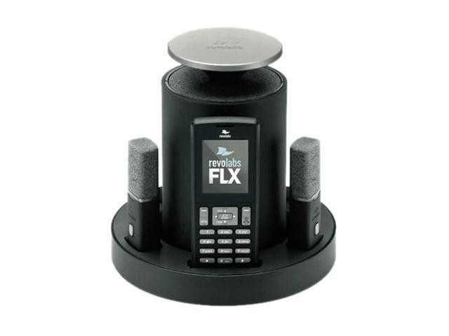 Revolabs 10-FLX2-200-POTS Wireless Conference Phone