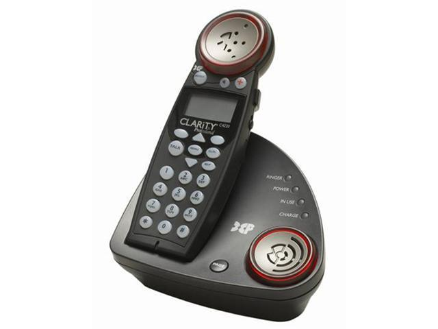 Clarity C4220 5.8GHz Cordless Amplified Phone with DCP