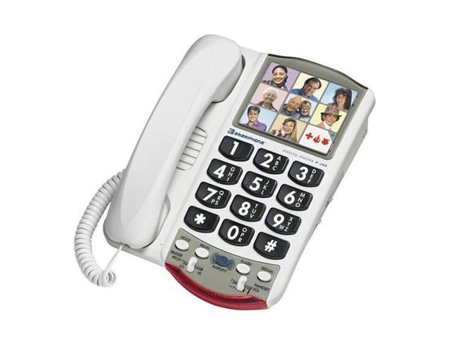 Ameriphone P300 1-line Operation Amplified Corded Phone