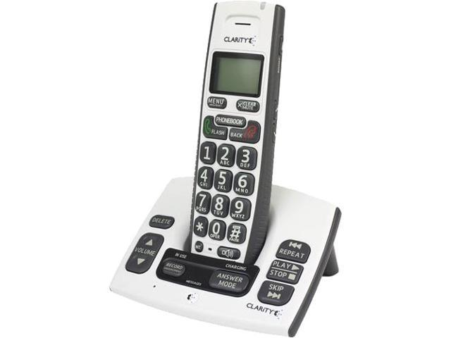 clarity telephone with answering machine