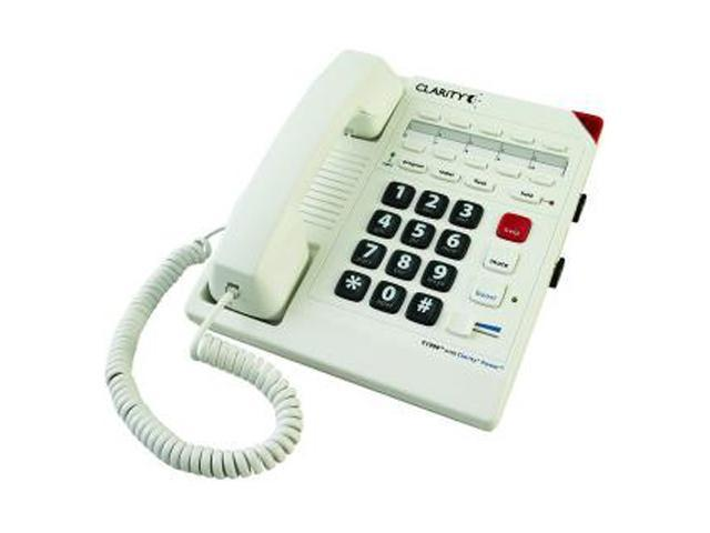 Clarity 51000.101 C1000 Amplified Corded Phone