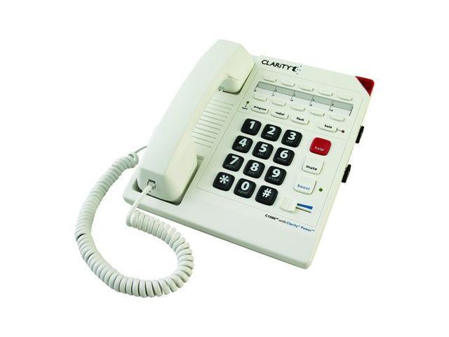 Clarity C1000 Amplified Corded Phone
