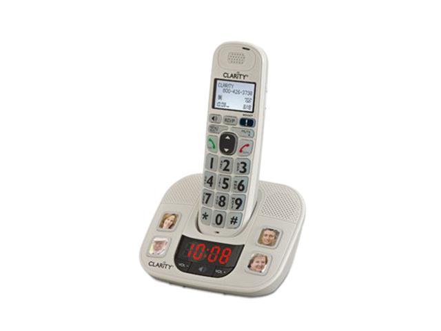 Clarity D722 DECT 6.0 Cordless Phone
