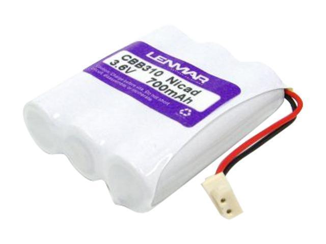 LENMAR CBB310 Cordless Phone Battery