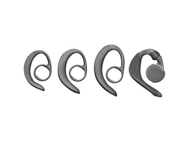 Plantronics Replacement Ear Loops for CS50 / 55 Over-the-Ear Headsets (Set of 4, Without Cushion) (64394-11)